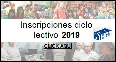 Inscripcion isetp 2019